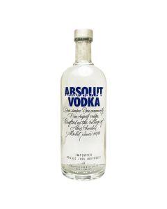Absolut Blue Vodka aus Schweden 1,0l