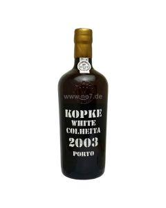Kopke Colheita White Port 2003   0,75l