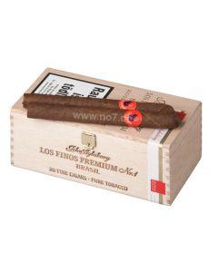 John Aylesbury Los Finos Premium Nr. 1 Brasil