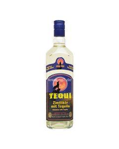 TEQUI/TEZI Tequila mit Zimt 1,0l